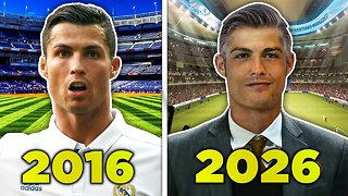 REVEALED: Cristiano Ronaldo To Sign SHOCKING 10-Year-Deal?! | Transfer Talk - Video