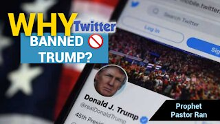 Why Twitter BANNED Donald Trump