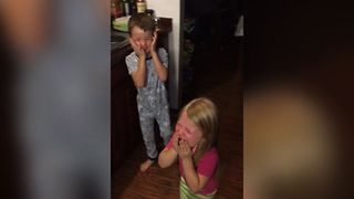 Mom Drinks Daughter's Potion - Video