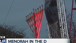 Menorah in the D - Video