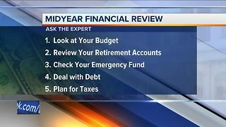 Ask the Expert: Financial midyear review - Video