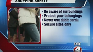 Black Friday safety tips - Video