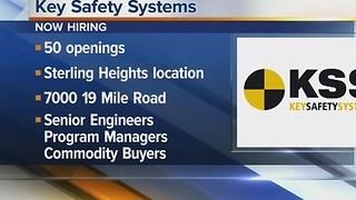 Workers Wanted: Key Safety Systems - Video