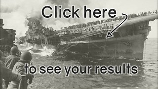 World War II Quiz: Average Score - Video