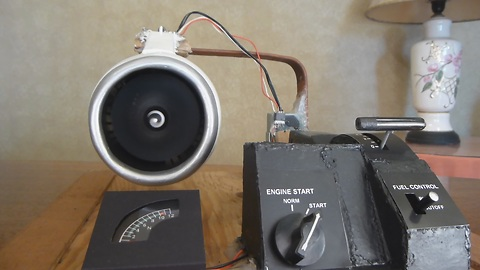 This Is Ingenious Idea For Homemade Electric Jet Engine