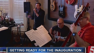 Local Musician To Perform At Inauguration - Video