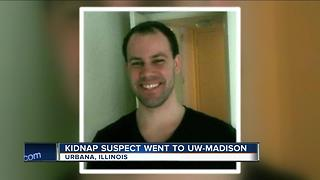 Suspect in Illinois student kidnapping case was a UW graduate - Video