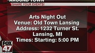 Arts Night Out showcases arts in Old Town - Video