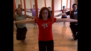 Anti-Gravity Yoga - Video