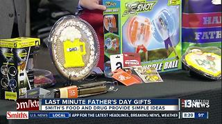 Smith's Food and Drug providing simple gifts for Father's Day - Video