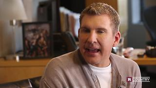 "Todd Chrisley on making ""A Chrisley Christmas"" 
