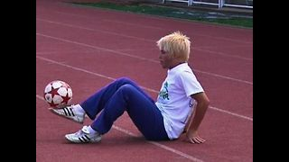 Frisbee and Soccer Freestyle World Championship - Video