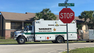 PBSO says pressure cooker no threat - Video