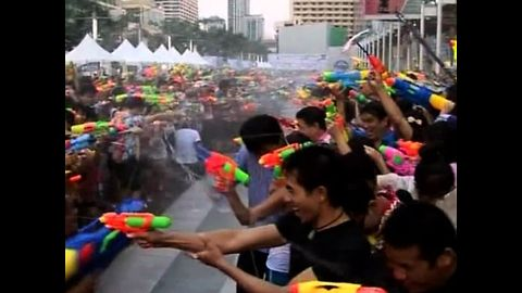 Biggest Water Fight Ever