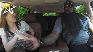 Shaq Goes Undercover As Lyft Driver On The Streets Of Atlanta - Video