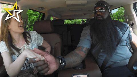 Shaq Goes Undercover As Lyft Driver On The Streets Of Atlanta