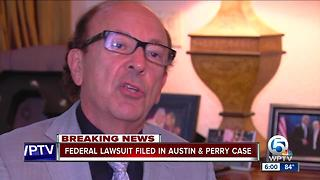 Federal lawsuit filed in Austin & Perry case - Video