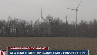 New wind turbine ordinance under consideration in Henry County - Video