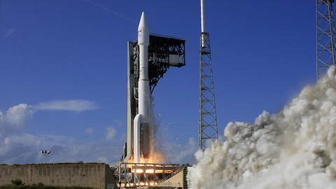 Rocket launch highlights for flight of ULA Atlas V 431