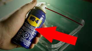 These Amazing Simple Life Hacks Using WD-40 Will Save You Tons Of Time - Video