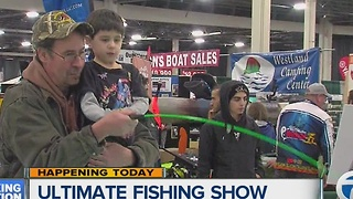 Ultimate Fishing show - Video