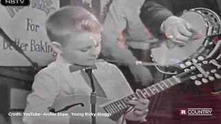 Alison Krauss, Jamey Johnson and the Cox Family honor Ricky Skaggs | Rare Country - Video