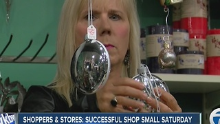 Shop small Saturday - Video