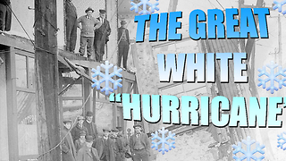 White Hurricane of 1913 — Deadliest weather event on the Great Lakes - Video