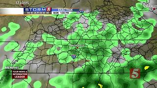 Kelly's Afternoon Forecast: Saturday, June 10, 2017 - Video