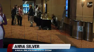 Many team members from both teams playing in the Idaho Potato Bowl get together for breakfast - Video