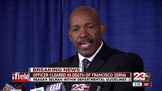 BPD speaks out on OIS justification of Francisco Serna - Video