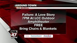 Around Town 7/18/17: Failure: A Love Story - Video