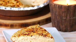 Toasted Marshmallow Cream Pie - Video
