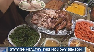 Staying in shape this holiday season - Video