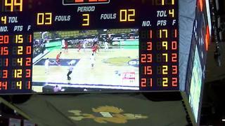2016 Tournament of Champions high school basketball tournament kicks-off at Oral Roberts - Video
