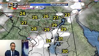More Snow for the Baltimore Area - Video