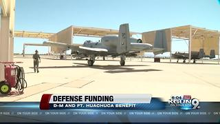 Defense budget: McSally secures money for A-10's  o - Video
