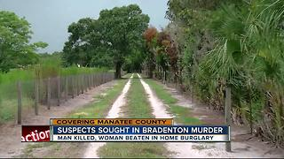 Suspects sought in Bradenton murder - Video
