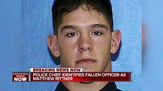 MPD Chief identifies officer killed in the line of duty