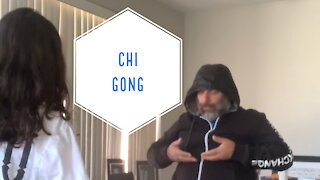 Morning Chi Gong Routine