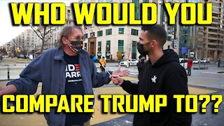 Who Would You Compare Trump To? Left vs. Right