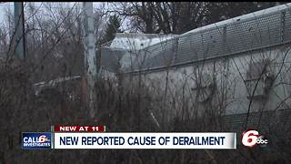 New report details what caused March train derailment - Video