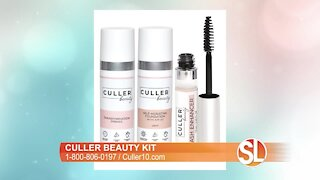 You can look flawless for your video calls with Culler Beauty Self-Adjusting Foundation