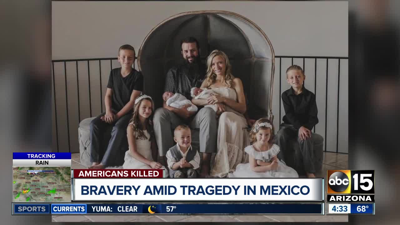 Arrest made after deadly Mexico attack