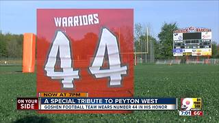 A special tribute to Peyton West - Video