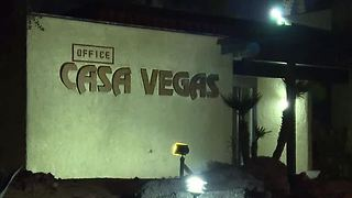 2 women wanted after overnight shooting at Casa Vegas Condos - Video