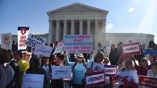 The Supreme Court Just Added A Third Gerrymandering Case To Its Docket - Video