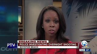 2 people injured in Boynton Beach shooting - Video