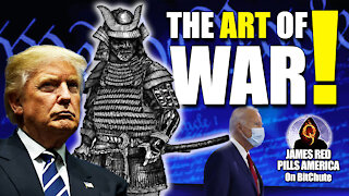 Trump, Sun Tzu & The Art Of War: Never Interrupt An Enemy In The Process Of Destroying Themselves!