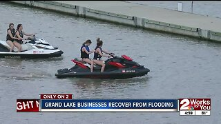 Grand Lake businesses recover from flooding
